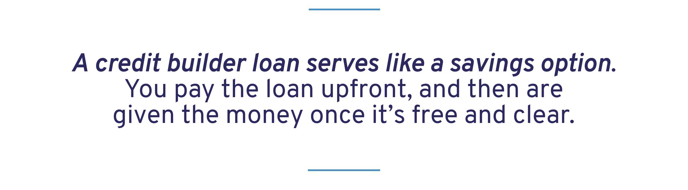 best way to build credit